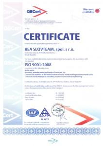 cenrtifikat